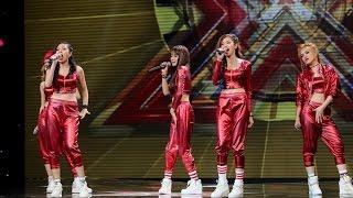 up to you - nhom s girls tap 4 tranh dau - the x factor - nhan to bi an 2016 ss2