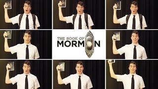 One Man BOOK OF MORMON David Fowler Medley - A Cappella!
