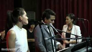 adriana ost launching by indra lesmana ft eva monita rahasia mostly jazz 30 11 13 hd