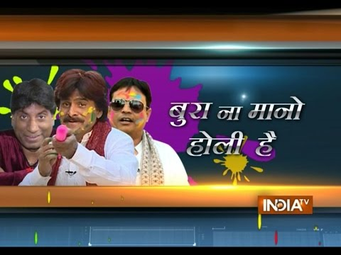 India TV Special: Bura na Mano holi hai (Budget Comedy)