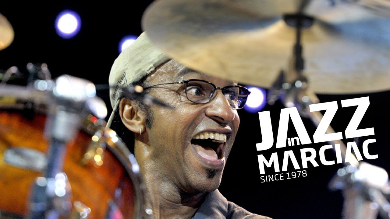 "Manu Katché ""Under Her Spell"" @Jazz_in_Marciac 2012"
