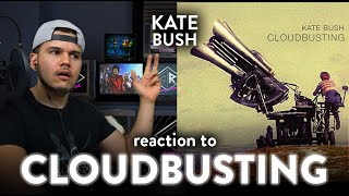 Kate Bush Reaction Cloudbusting Video (GREAT EXPERIENCE!)| Dereck Reacts