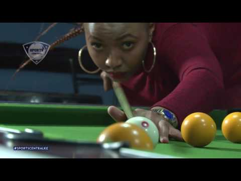 SPORTS CENTRAL EPISODE 33 - POOL KENYA (GROWING THE SPORT)