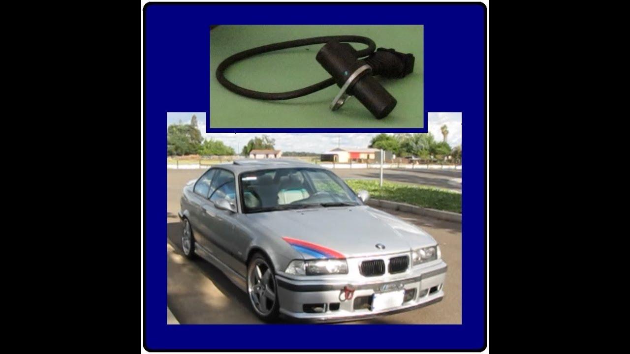 Part 1 of 2 How to change BMW E36 M3 Camshaft Position Sensor