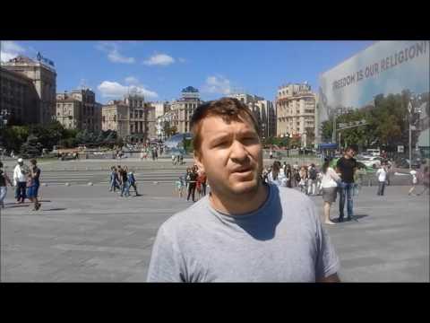 Excursie la Kiev (colectionarul de orase)