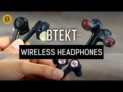 Best Bluetooth wireless headphones - iPhone 7 buyers take note!