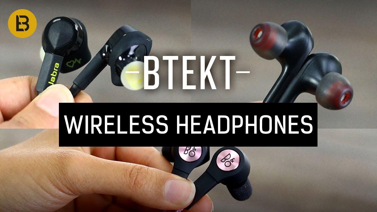 Best Bluetooth Wireless Headphones Iphone 7 Buyers Take Note Youtube