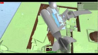 Roblox Flugzeugabsturz 1