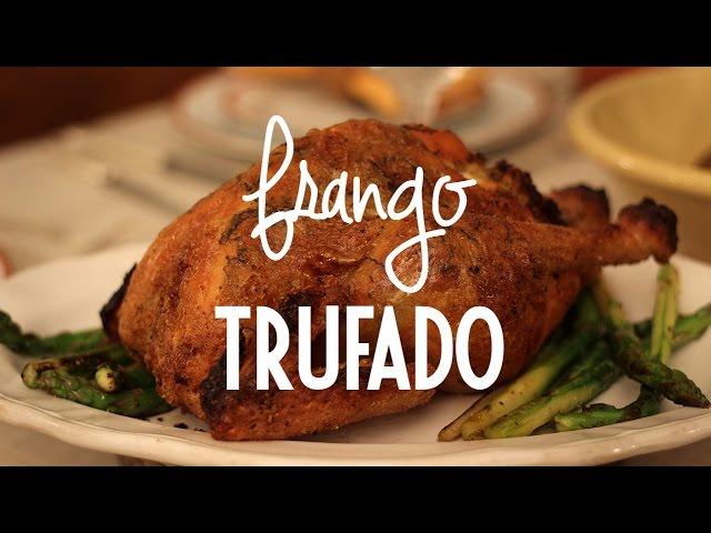 Frango Trufado | Rendez-vous en Provence