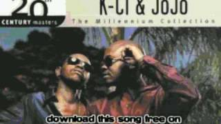 k-ci & jojo - I Care About You (Babyface Fe - 20th Century M