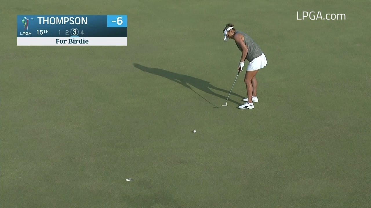 Lexi Thompson Second Round Highlights at the ANA Inspiration
