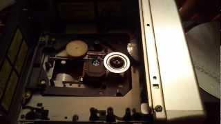 Problème lecture cd sur Onkyo CR-70-R