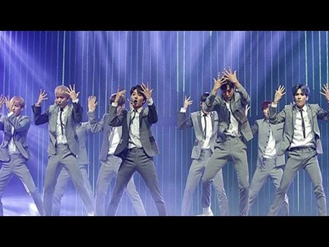 SF9 'Easy Love' & 'Watch out' Showcase Stage (에스에프나인, 브레이킹 센세이션, Breaking Sensation)