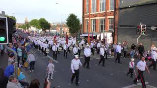 Shankill Protestant Boys (5) @ Shankill Star 2018