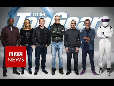 Top Gear: Chris Evans reveals FULL line-up - BBC News