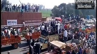 Dhara 144 || Jat Aarakshan Video || Maar diya rukka jaat ne