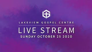 Lakeview Live Stream // October 25, 2020