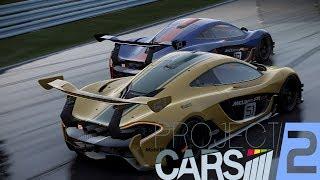 Project Cars 2 4K Max Settings on GTX 1080Ti