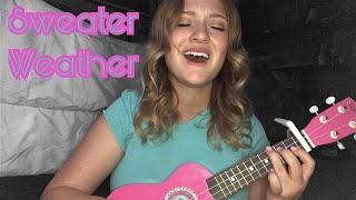 Bea miller, It's not u its me | ukulele cover