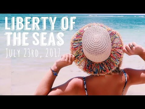 Liberty of the Seas Cruise Travel Diary 2017