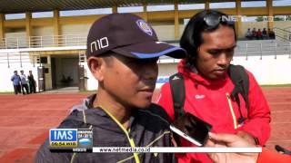 Persiapan Tim Arema Chronus Melawan Surabaya United - IMS