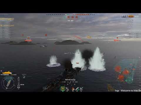 [Greek-English] World of Warships 06/11