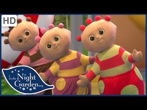 🌾In The Night Garden English🌾  2 HOUR COMPILATION : S01 E 1-5  (HD)