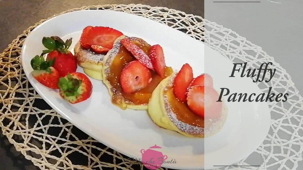 Ricetta Pancake Tupperware.R Ytpowfvt A4m