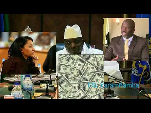 Commission Of Enquiry On Yahya Jammeh's Financial Dealings (2ND Sitting)