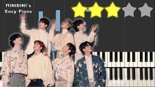 GOT7 (갓세븐) - Miracle 《MINIBINI EASY PIANO ♪》 ★★★☆☆ [Sheet]