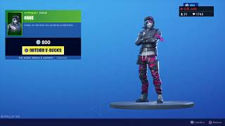 JUNE 7, 2019 - FORTNITE ITEM SHOP AUGUSTE 7 2019 NEW SKIN
