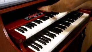 Fabio Petragallo - Deep Purple Highway Star (Nord C2 Organ Hammond Solo)