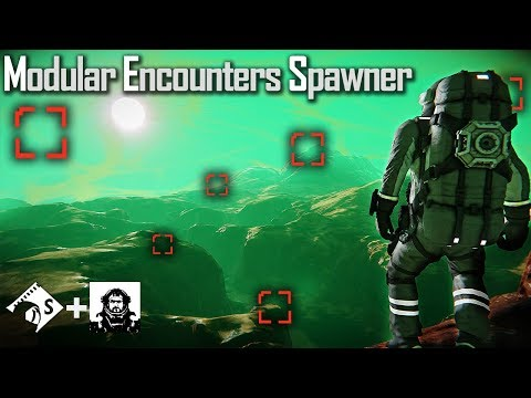 Intro To The Modular Encounters Spawner - Space Engineers NPC Mod