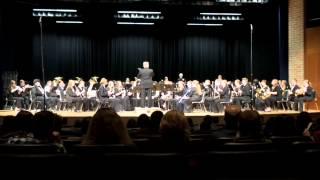 MSBOA District 2 High School Honors Band 2014