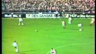 Danmark-Irland 14.11.1984 (VM-Kvalifikationskamp 1986)