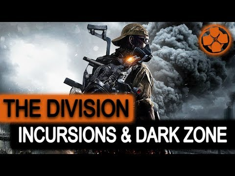 The Division 🔴 Running Incursions | Dark Zone Grind | PC Gameplay 1080p 60fps