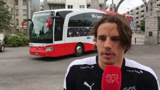 #SUILVA: VW Player Exclusive I (Yann Sommer)