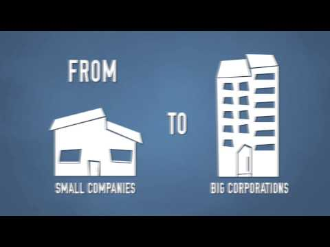 From small companies to big corporations...!!!