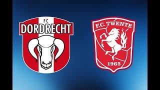 FC DORDRECHT VS FC TWENTE LIVE MET DE VOETBALCOMMENTATOR (#95)
