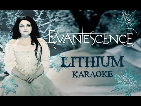Evanescence - Lithium (Instrumental karaoke)