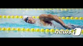 <水泳>パク・テファン、米スイム大会・400メートル自由形決勝で7位 (6/11)