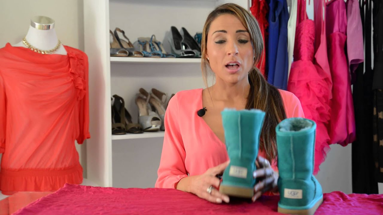 What Material Are the Soles of UGG Boots Made Of? : UGG Boots