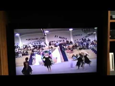 Greater Johnstown Middle School Winterguard 1995