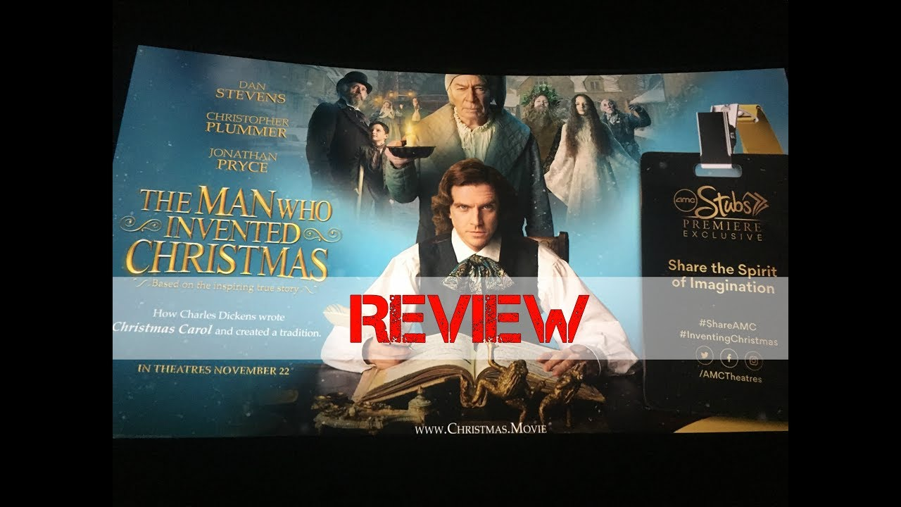 the man who invented christmas spoiler free review