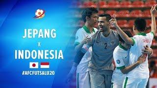 Gol Detik Akhir! Indonesia (3) - (3) Jepang - AFC U20 Futsal Championship 2017