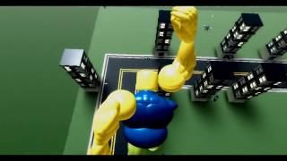 Roblox - ATTACK ON GUESTVILLE | P E A K P E R F O R M A N C E