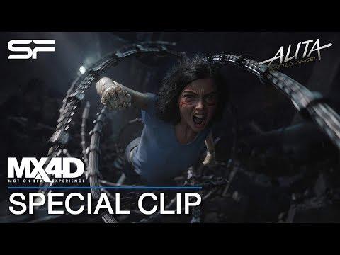 MX4D Alita: Battle Angel | Underworld Clip ซับไทย