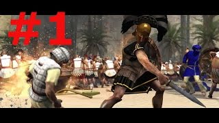 Total War: Rome II.Divide Et Impera. Часть 1.Афины.(Спарта. Город величайших героев и бесстрашных воинов. Так было......и так -будет! ПОДПИШИСЬ НА КАНАЛ http://goo.gl/aoXp..., 2014-05-01T16:28:23.000Z)