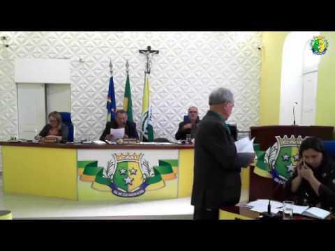Sessão da Câmara de Vereadores de Itambé - 15/08/2018