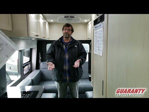 2020 Pleasure-Way Ontour 2.0 Class B Camper Van • Guaranty.com